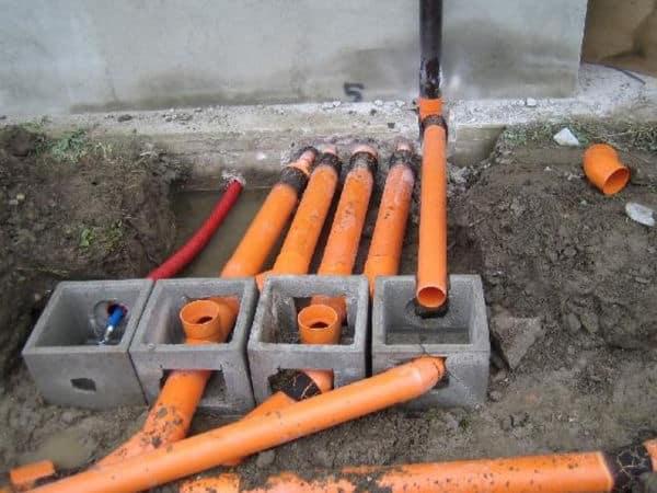 Manutenzione fognature lodi peschiera borromeo riparazione sostituzione tubi condotte impianto - Impianto idraulico casa prezzo ...